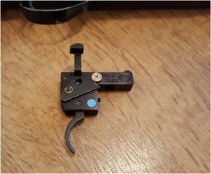 Rifle Basix Abzug