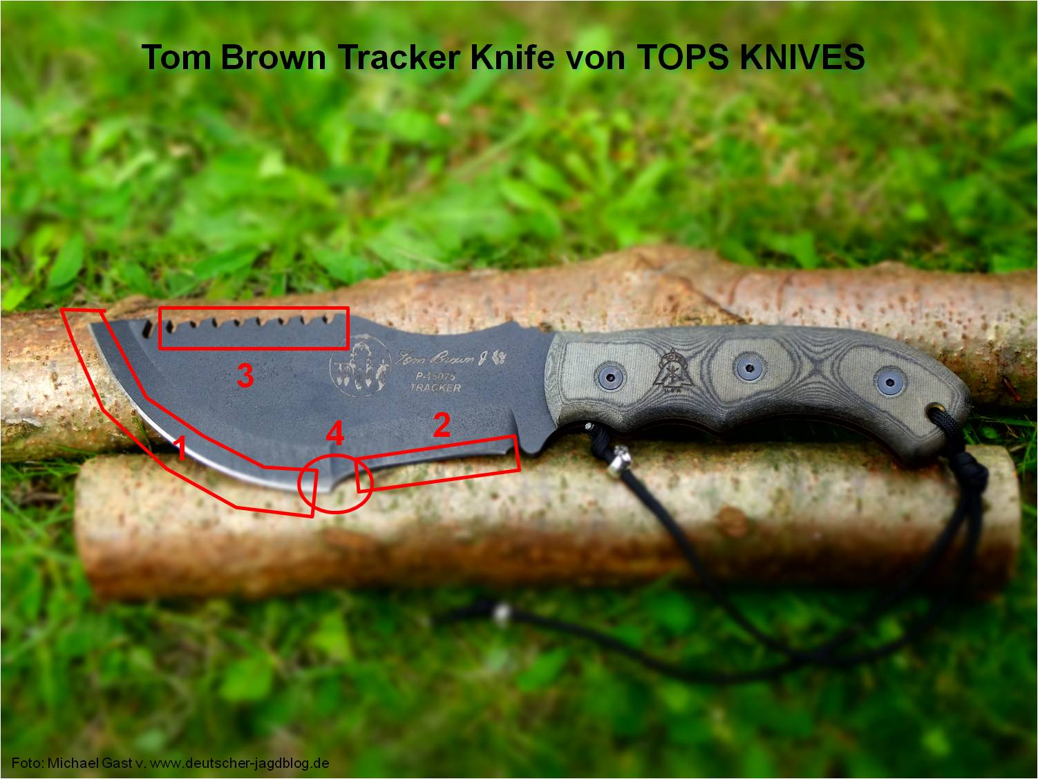 Tom Brown Tracker Knife
