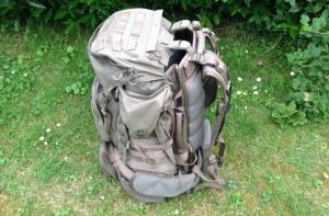 G4 Rucksack packen