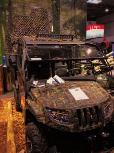 Fasttoy Jagd ATV
