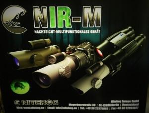 Plakat Nitehog NIR M