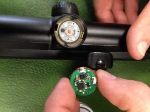 LP Guard Zeiss Batteriefach