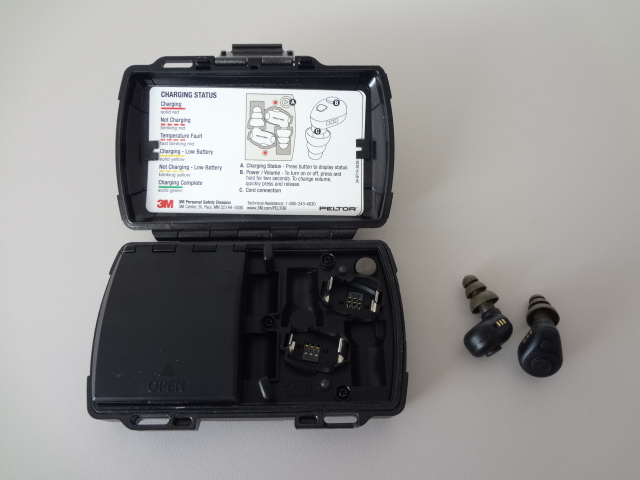 Case für 3M Peltor TEP-100 Tactical Earplug