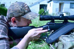 Jäger mit 3M Peltor TEP-100 Tactical Earplug