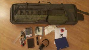 Tasmanian Tiger DBL Range Bag
