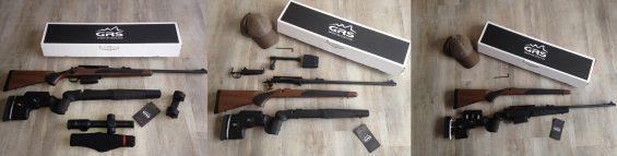GRS Berserk - Remington 700 Schaftumbau
