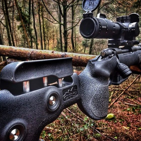 Titelbild GRS Berserk - Remington 700 - Minox ZP 8