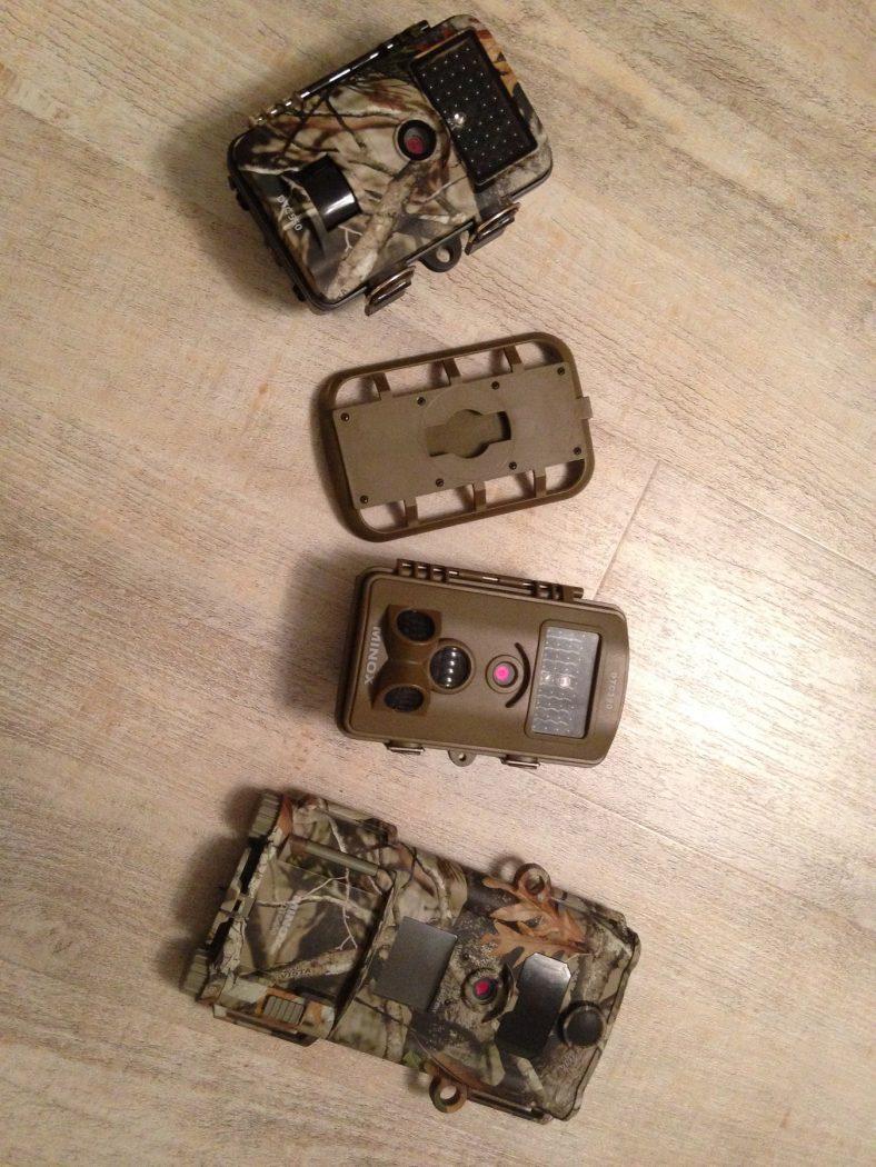 Minox Wildkameras DTC 390_450 Slim und 550
