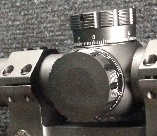 Absehen Schnell Verstellung Minox ZP 1-8