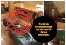 Beitragsbild Carinthia Schlafsack