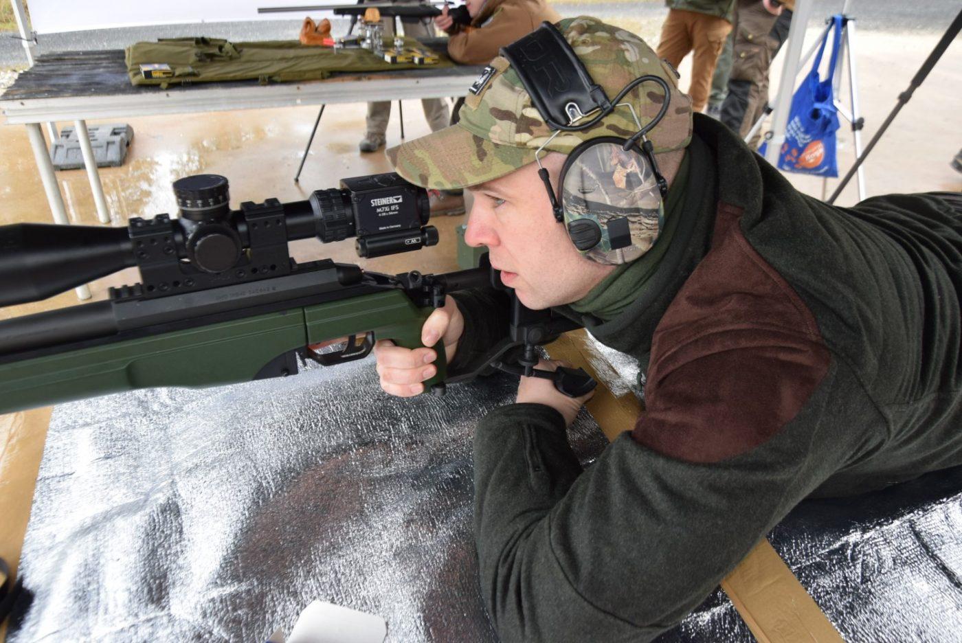 Long range shooting mit steiner und burris deutscher jagd