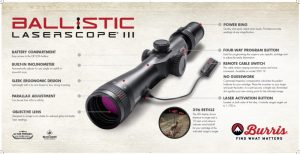 Burris Laserscope III Flyer