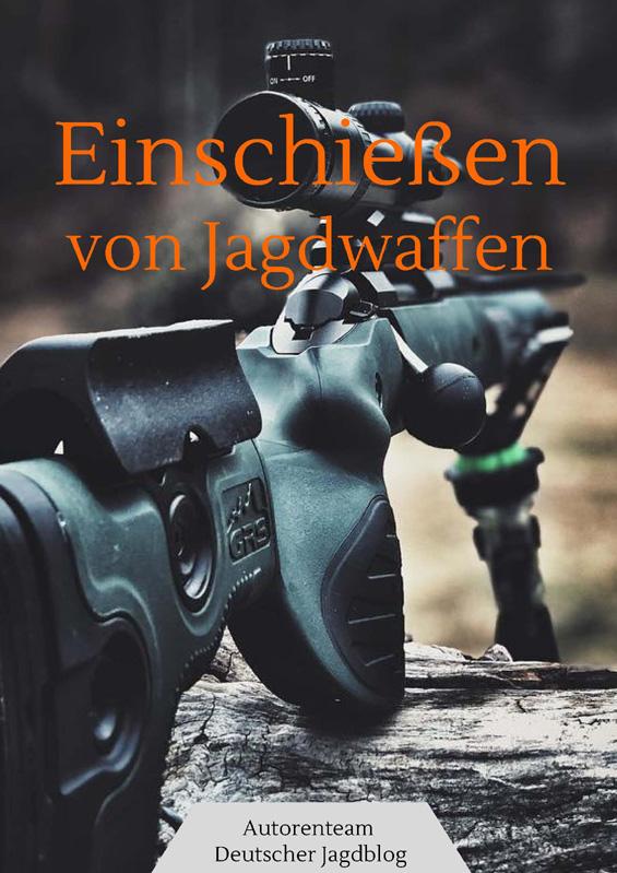 eReader – Einschießen von Jagdwaffen