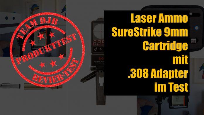 Beitragbild Laser Ammo SureStrike
