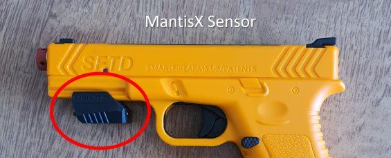 MantisX Sensor