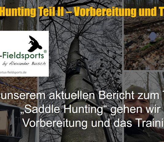 Beitragsbild Saddle Hunting Teil II